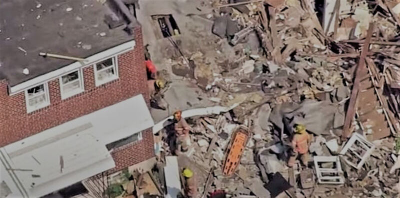 Gas Explosion Kills Two Baltimore Residents, Destroys Three Homes - Outdated Gas Systems in The Spotlight